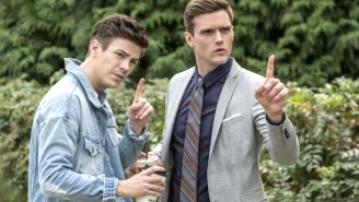 'The Flash' Has Too Many Harrys On This Week's Geeky TV
