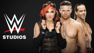 The Miz, Becky Lynch, And Shawn Michaels Join The Already-Weird Cast Of 'The Marine 6'