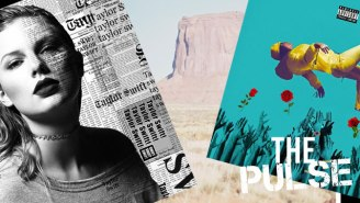 The Pulse: Stream This Week's Best New Albums From Taylor Swift, Kamaiyah, And More