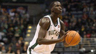Kevin Garnett Is Adamant Thon Maker Will Be An NBA MVP One Day
