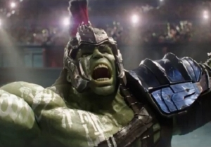 'Thor: Ragnarok' Clips Brought A Friend From Work