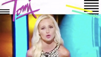 Tomi Lahren Turned Into An '80s Pop Star Gives Us The Snowflake Anthem We Never Knew We Needed