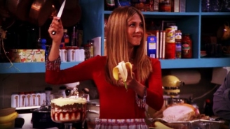 People Are Grossing Themselves Out By Eating Rachel's Trifle From 'Friends'