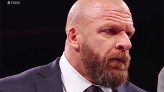 Triple H Returned To WWE And Joined The Raw Survivor Series Team