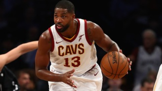 Tristan Thompson Will Miss 2-4 Weeks With A Sprained Foot