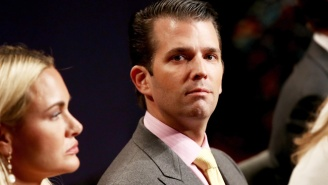 Donald Trump Jr. Unsuccessfully Tried To Ridicule Lori Loughlin And Felicity Huffman