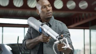 Tyrese Threatens To Leave The 'Fast And Furious' Franchise If The Rock Returns