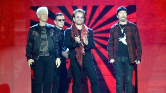 U2's 'Songs Of Experience' And Coming To Terms With The Drop-Off Of My First Favorite Band