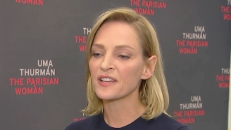 Uma Thurman's Response When Asked About Sexual Assault Speaks Volumes: 'I'm Waiting To Feel Less Angry'