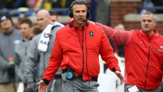 Ohio State Has Placed Urban Meyer On Administrative Leave Amid An Investigation Of Abuse Claims