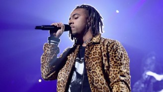 Vic Mensa Asks 'At What Point Are The Manufacturers Of Xanax Held Accountable?'