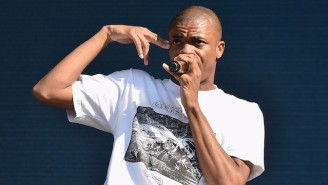 Vince Staples Doesn't Want Anyone Tweeting Him About 'Big Fish' Missing From The Grammy Nominations