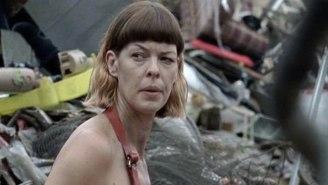 A 'Walking Dead' Star Explains Her Bizarre Junkyard Nude Scene