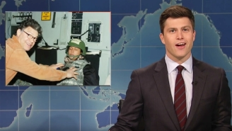 'Weekend Update' Showed No Hesitation While Discussing The Sexual Allegations Against 'SNL' Alum Al Franken
