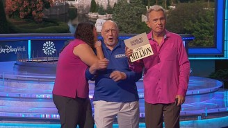 People Are Heartbroken After A Grandpa Barely Lost A Million-Dollar Prize On 'Wheel Of Fortune'