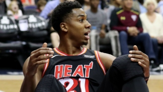 Hassan Whiteside Claims Erik Spoelstra Wants Him To 'Be In The Corner And Set Picks' On Offense