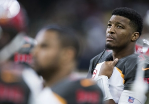 Jameis Winston Is Under NFL Investigation For Allegedly Groping A Female Uber Driver
