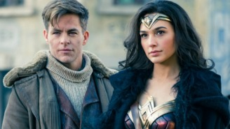 The First Look At 'Wonder Woman 2' Sees A Surprising Hero Return