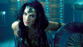 'Wonder Woman' Star Gal Gadot Visited A Washington D.C.-Area Children's Hospital In Costume