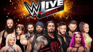 Triple H And Jinder Mahal Will Face Off In 'The Biggest Match In India's History'
