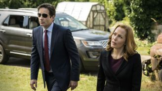 'The X-Files' Reveal The Premiere Date For Season 11, Plus A Snazzy New Poster Too