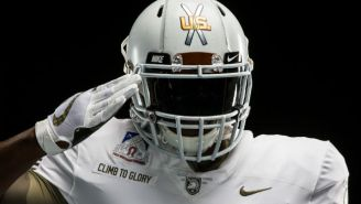 The Army-Navy Game's Uniforms Are Full Of Meaning For Both Branches Of The Military