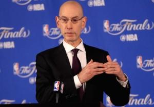 Adam Silver Hasn't Given 'Any Thought' To Becoming Commissioner Of The NFL