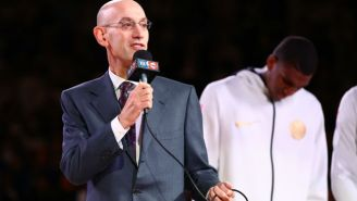 Adam Silver Gives The NFL The Advantage In The Race For European Expansion