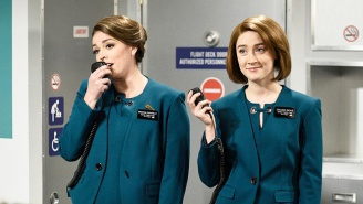 Saoirse Ronan Defends Her 'SNL' Aer Lingus Sketch After It Causes A Controversy In Ireland