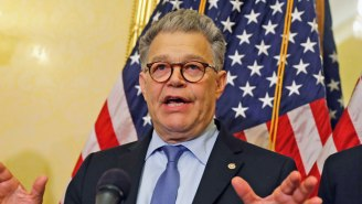 Al Franken Will Resign From The Senate 'In The Coming Weeks' Following Calls From His Colleagues To Do So