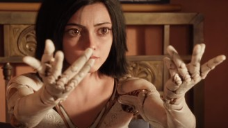 The First 'Alita: Battle Angel' Trailer Arrives, Bringing Live-Action Anime Eyes With It
