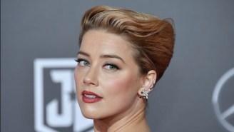 Amber Heard Responds To J.K. Rowling's Defense Of 'Fantastic Beasts' Star Johnny Depp