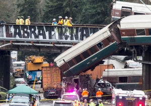 The Washington Amtrak Train Was Going More Than Double Its Authorized Speed Before Derailing