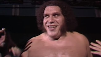 Take A Look At The First Trailer For HBO's Andre The Giant Documentary