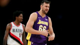 Andrew Bogut Says The Lakers 'Lied' To Him When They Released Him Last Season