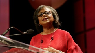 Anita Hill Is Chairing An Anti-Sexual Harassment Commission In Hollywood