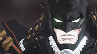 The 'Ninja Batman' Trailer Shows Off The Katana-Wielding Caped Crusader We Need And Deserve
