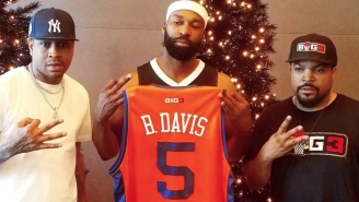 Baron Davis Will Join BIG3 For Its Highly-Anticipated Second Season