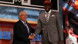The Celtics' G League Squad Will Try To Jump Start Anthony Bennett's Career