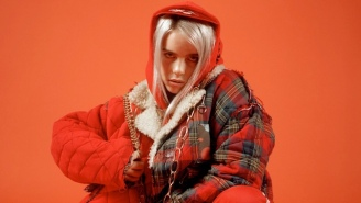15-Year-Old Billie Eilish Gets A Vince Staples Feature On Her Alluring Single '&burn'