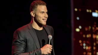 Blake Griffin's First Standup Comedy Night With Red Bull Is A Side-Splitting Slam Dunk
