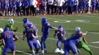 Boise State Tried To Run The Play That Won The 2007 Fiesta Bowl, But Failed Tremendously