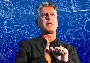 Anthony Bourdain's Massive NYC Food Market Looks Dead In The Water