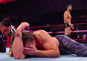 The Brian Kendrick Suffered Some Bad Injuries On WWE Raw