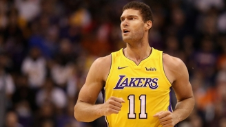 Brook Lopez Had A Car Service Rescue His Cat From The California Fires
