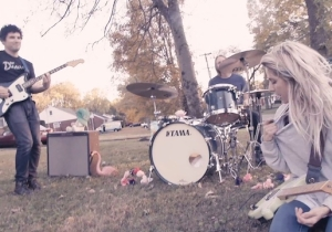 Bully Distracts Themselves From Their Emotions In Their 90s-Styled 'Running' Video