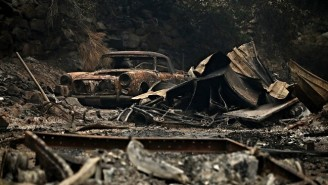 A Woman Who Tried To Evacuate The California Fires Becomes The Disaster's First Confirmed Death