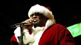 CeeLo Green, Who Was Previously Accused Of Drugged Rape, Inexplicably Covers 'Baby, It's Cold Outside'