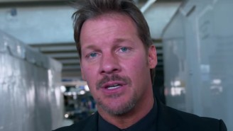 Chris Jericho's Chances Of Being At WrestleMania 34 Got A Lot Smaller Thanks To A New Fozzy Tour