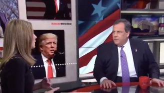 Chris Christie Asks An MSNBC Host, 'Do You Work For Mueller Now?' In A Sometimes Snarly TV Appearance